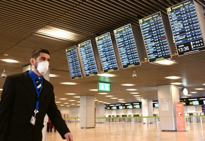 Испания будет штрафовать туристов, прибывающих без отрицательного результата теста на коронавирус