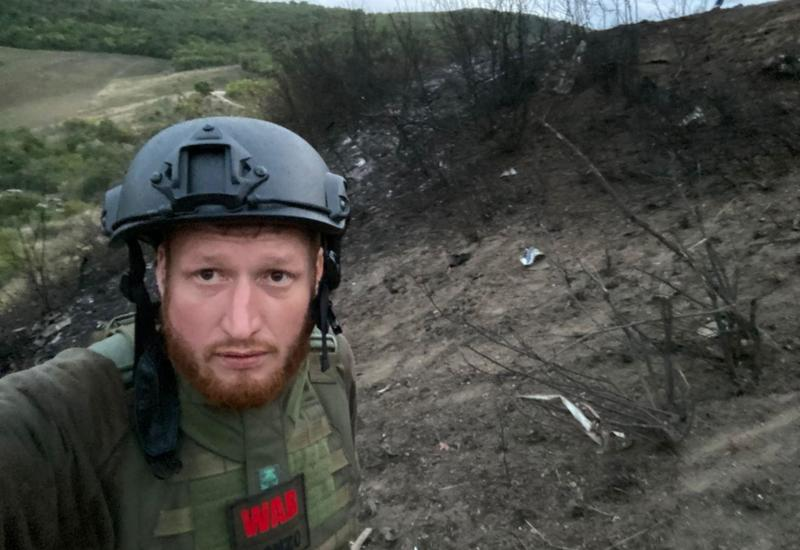 Семен Пегов испоганил российский флаг