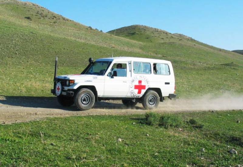 Германия выделила €2 млн на работу Красного Креста в Нагорном Карабахе