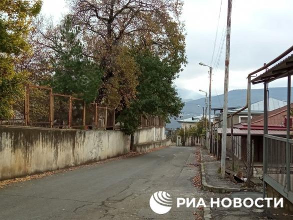 Российские СМИ показали пустой Ханкенди