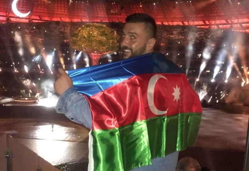 Известный дизайнер поздравил Азербайджан с победой