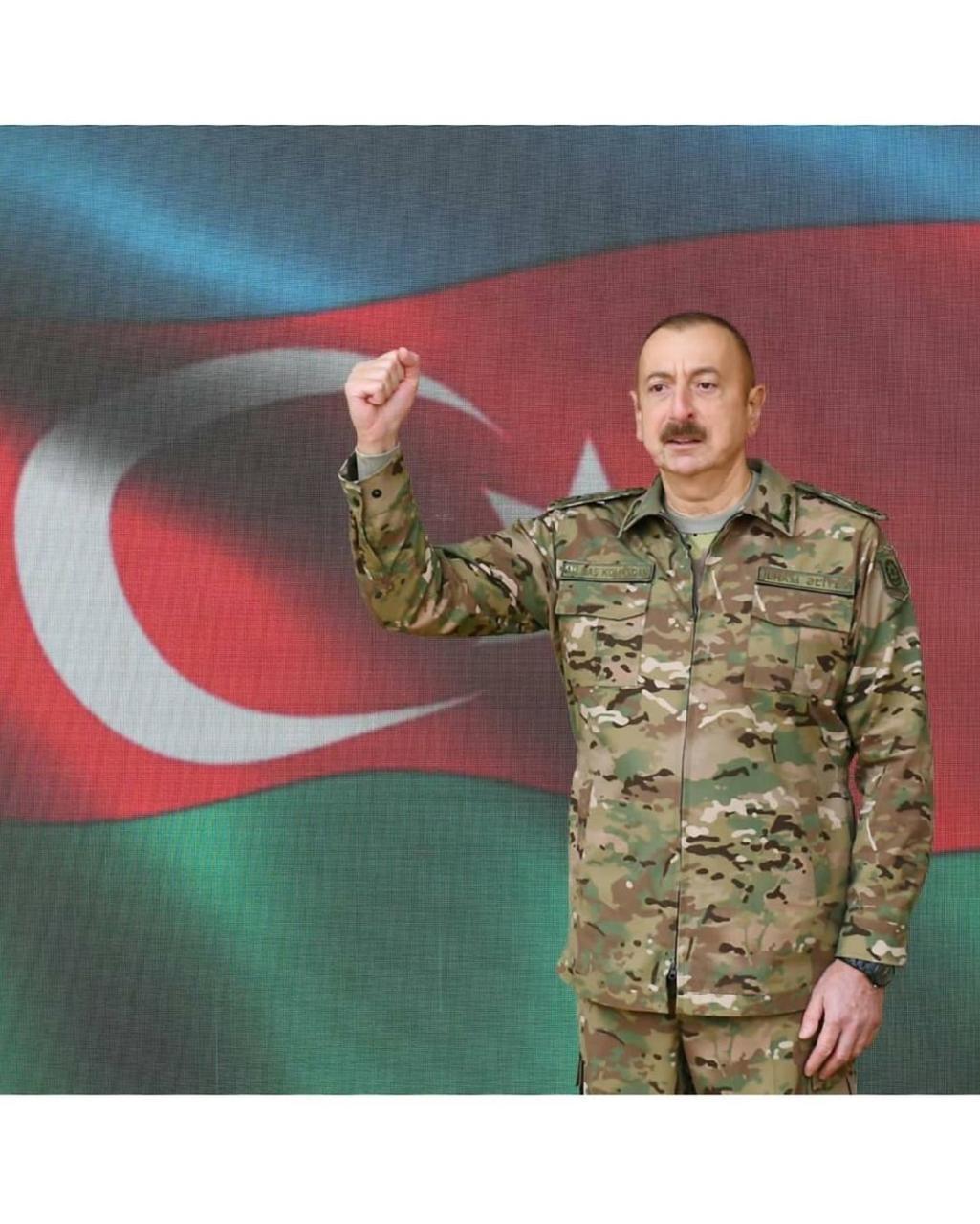 Вице-президент Фонда Гейдара Алиева Лейла Алиева посвятила стихотворение Президенту, Верховному главнокомандующему Ильхаму Алиеву