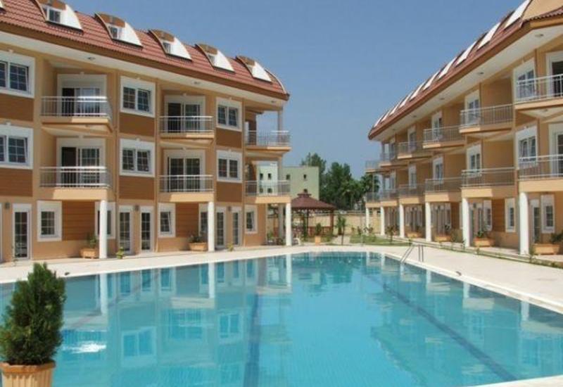 Азербайджанцы стали покупать больше домов в Турции