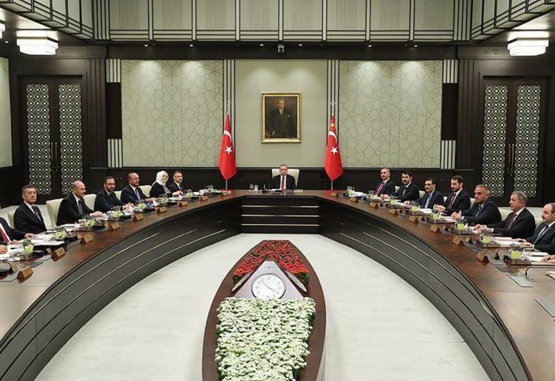 Кабмин Турции обсудит сегодня ситуацию после карабахской войны