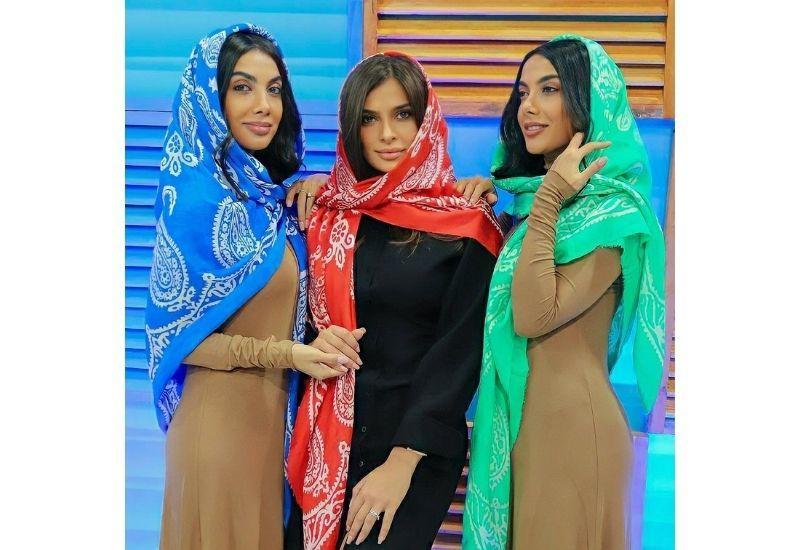 Сестры Сафаровы учат правильно носить кялагаи