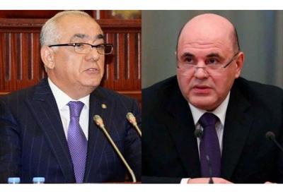 Премьер-министры Азербайджана и России обсудили развитие ж/д инфраструктуры на Южном Кавказе
