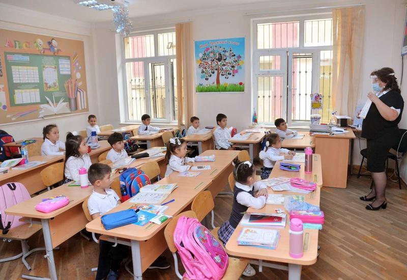 В Азербайджане началось внутришкольное оценивание