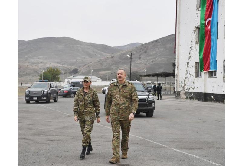 Президент Ильхам Алиев останется в истории Азербайджана как освободитель великой и прекрасной Шуши