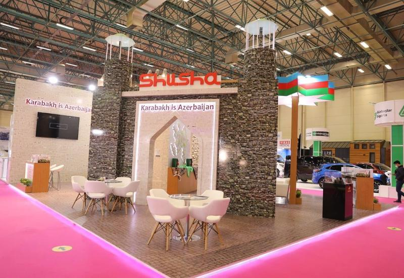 На международной выставке демонстрируется потенциал освобожденных территорий Азербайджана