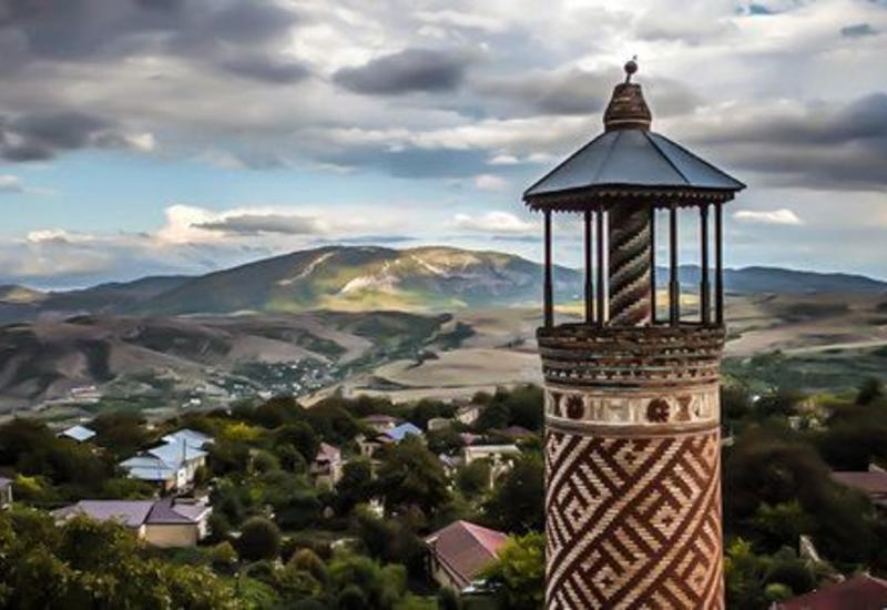 НАНА определяет армянизированные азербайджанские топонимы