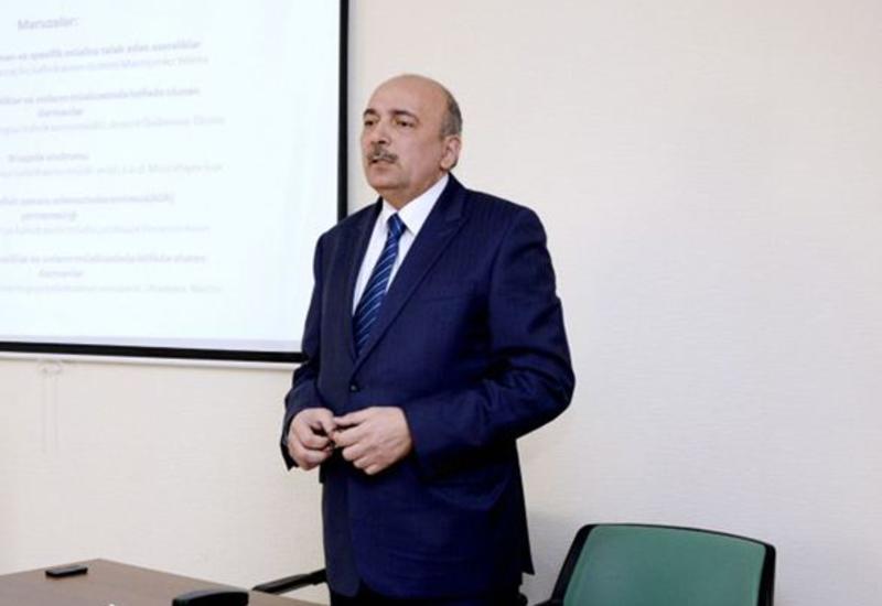 Главный инфекционист Азербайджана обратился к гражданам
