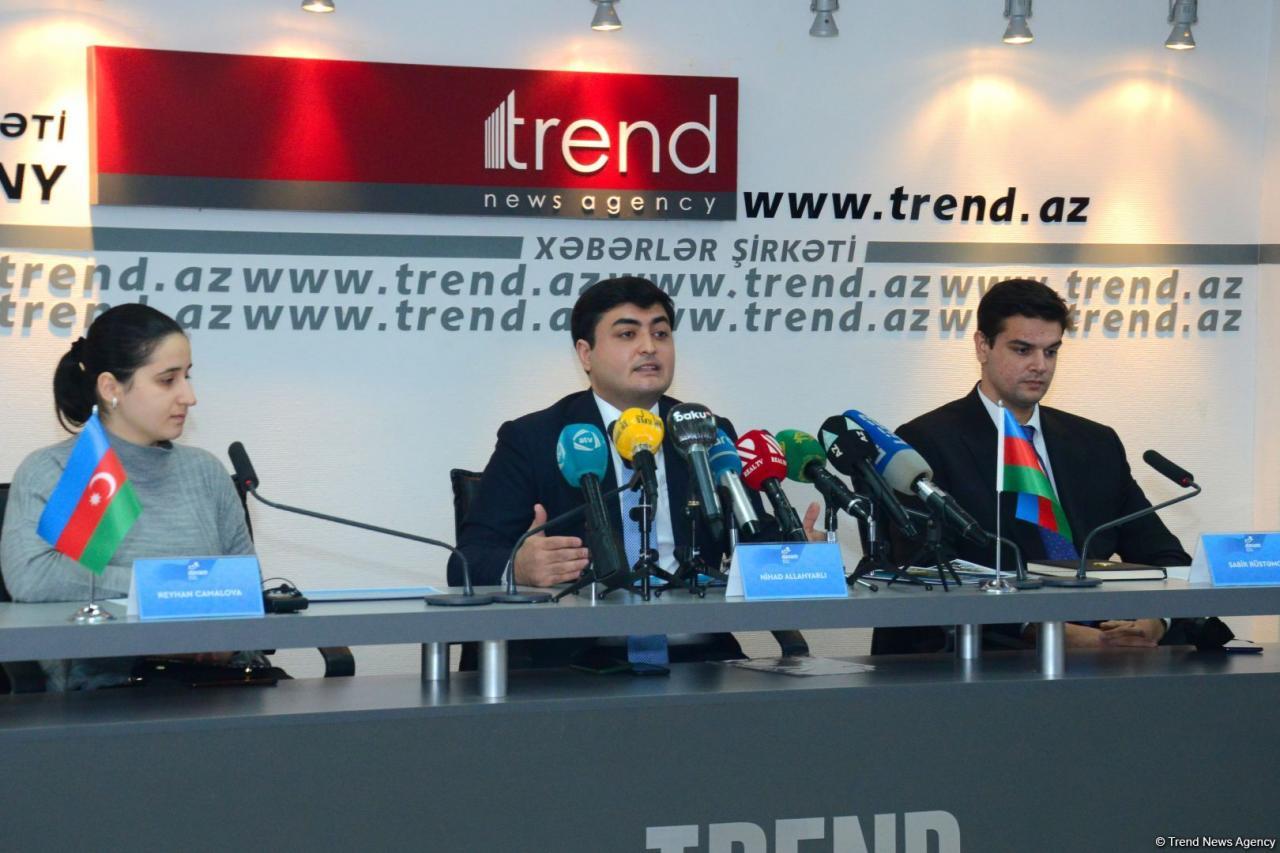 Молодежь Азербайджана против армянского экотеррора