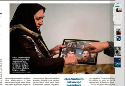 Азербайджанцы мечтают вернуться на родные земли - газета Le Monde
