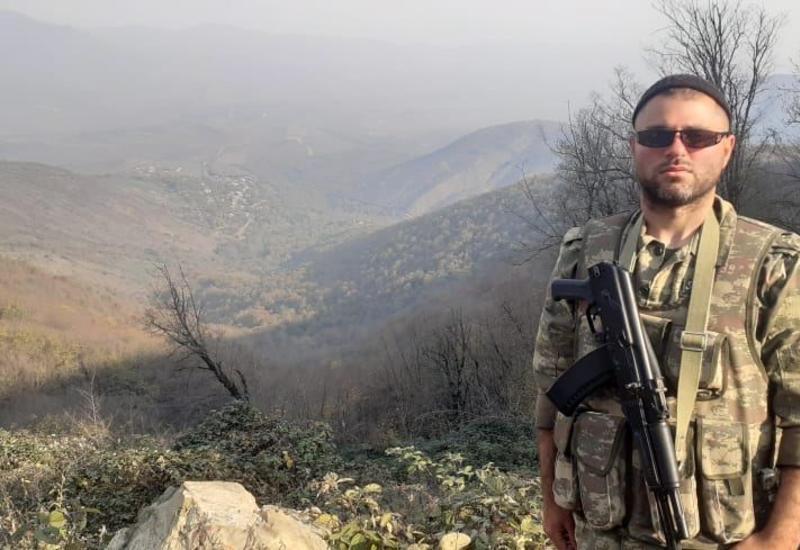 Давид Садиев – еврейский герой, который освобождал оккупированные армянами земли Азербайджана