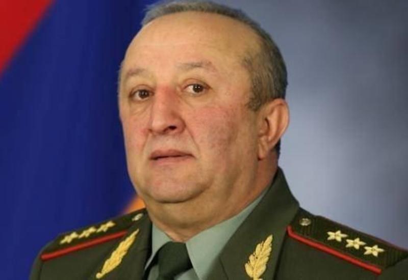 Армянский генерал вызван на допрос