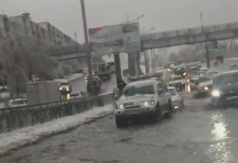Владивосток остался без света из-за ледяного дождя