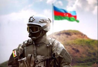 Спасибо за блистательную победу в Отечественной войне, азербайджанский солдат!