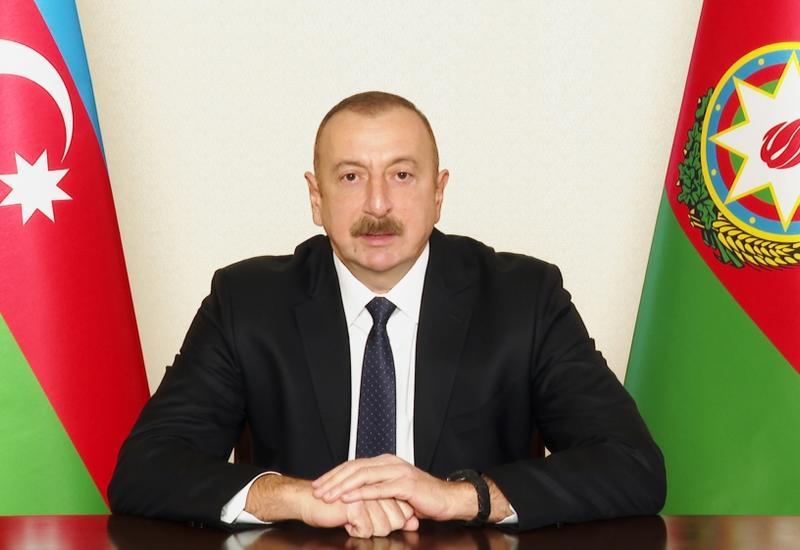 Президент Ильхам Алиев: Мы могли бы разрушить Ханкенди за один день