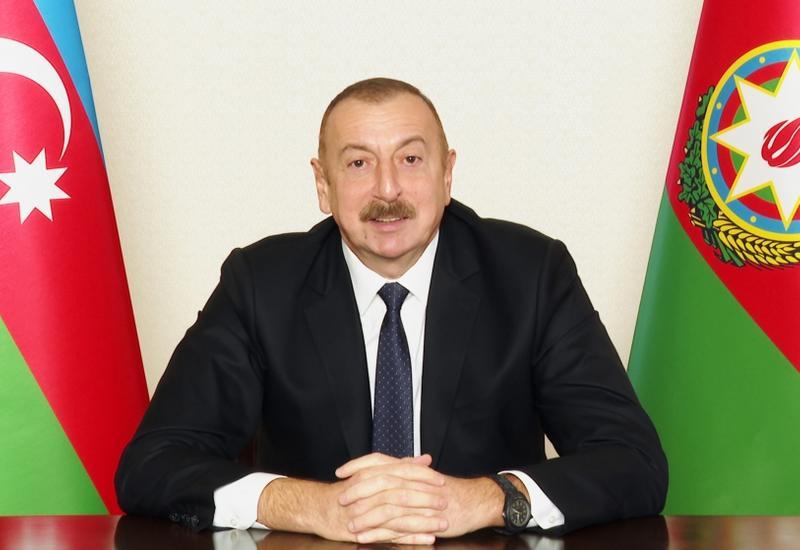Президент Ильхам Алиев: В Нагорном Карабахе, в том числе на других оккупированных землях, от силы проживали 65 тысяч человек