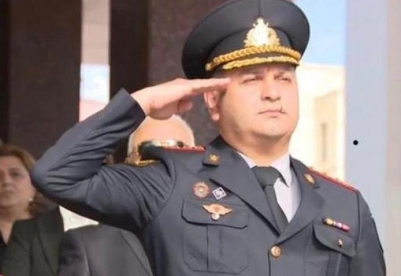 Назначен новый начальник Полицейской Академии