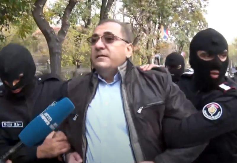 В Ереване арестовали экс-главу аппарата парламента Армении