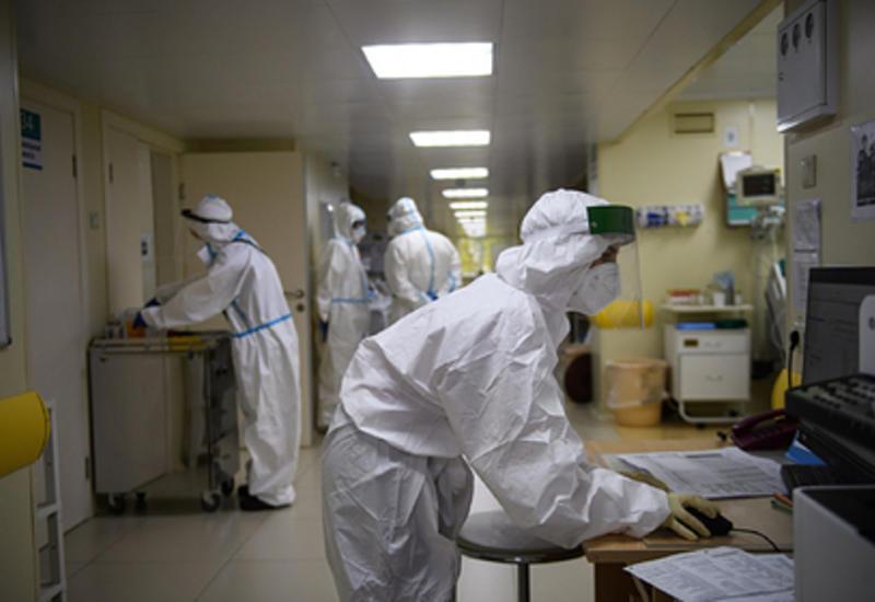 В России выявили рекордные 24,3 тысячи новых случаев заражения коронавирусом