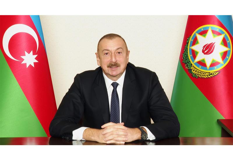 Президент Ильхам Алиев: Для Агдама начинается новый период