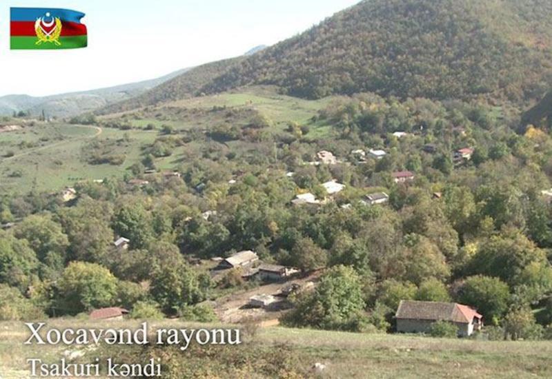 В Азербайджане переименованы два освобожденных от армянской оккупации села