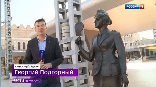 На российском телеканале показали передачу об азербайджанском разведчике Мамедгусейне Асадове