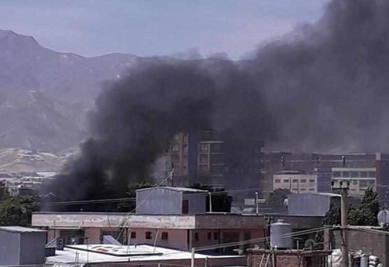 Теракт в Кабуле, есть погибший и пострадавшие
