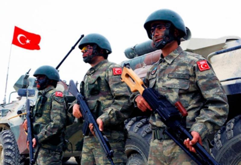 Турецкие военные готовы к отправке в Азербайджан