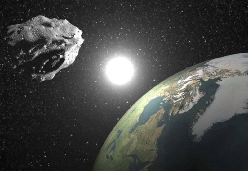 Рядом с Землей пролетит крупный астероид