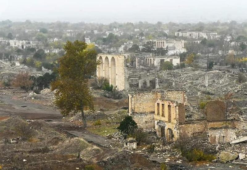 Вот во что армянские варвары превратили город Агдам