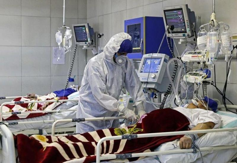 В Иране от коронавируса умерли еще 382 человека