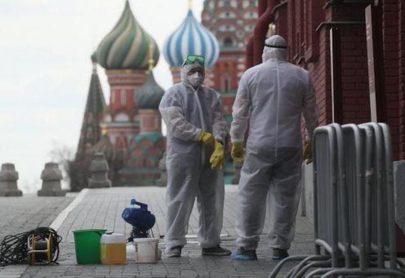 В России выявили 8 840 случаев заражения коронавирусом за сутки