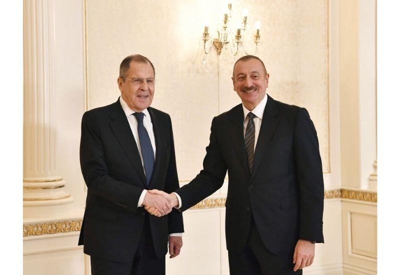 Президент Ильхам Алиев: В регионе создалась новая ситуация, многообещающая
