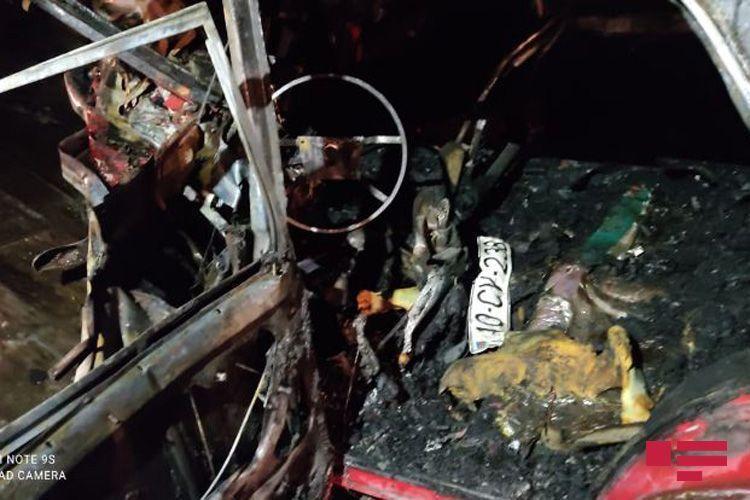 Тяжелое ДТП в Барде, есть погибшие и пострадавшие