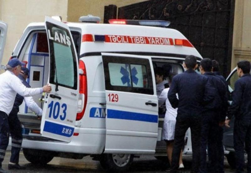 Цепная авария в Абшероне, скончалась женщина