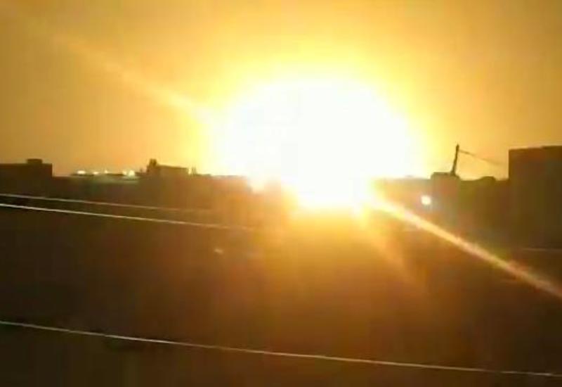Израиль ударил по военным объектам ХАМАС в секторе Газа