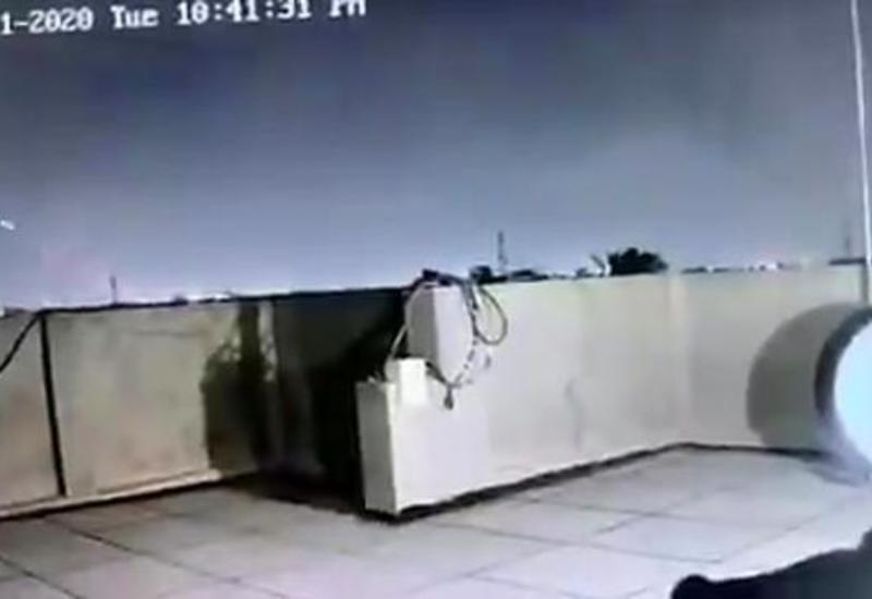 «Зеленая зона» в центре Багдада подверглась ракетному обстрелу