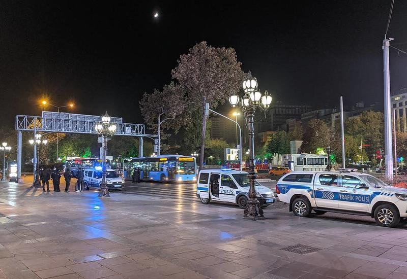 В Турции вновь начал действовать комендантский час в выходные дни