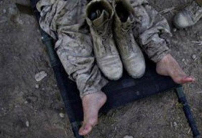 В Карабахе продолжают находить тела армянских солдат
