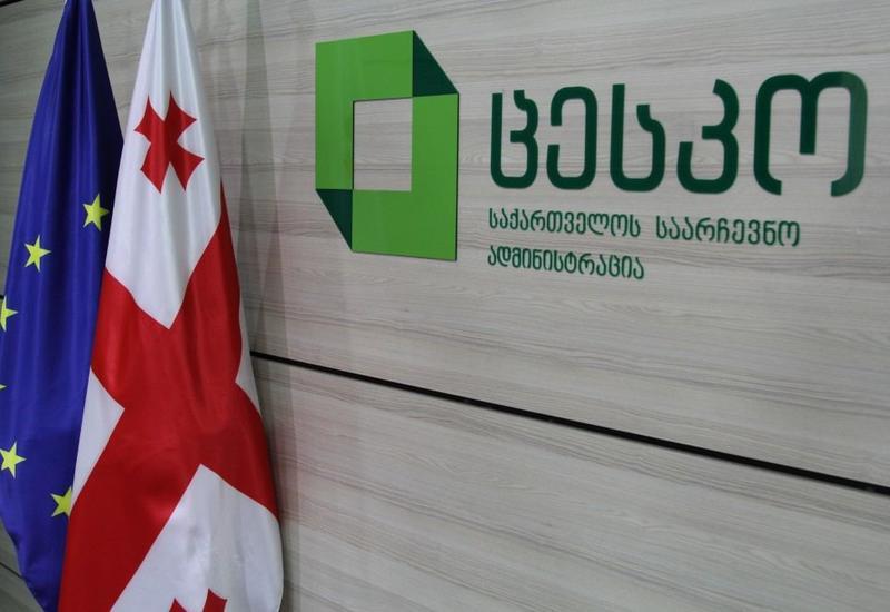 Правящая партия Грузии побеждает во всех 17 округах во втором туре выборов
