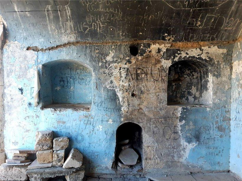 Разрушенные армянскими вандалами улицы Агдама