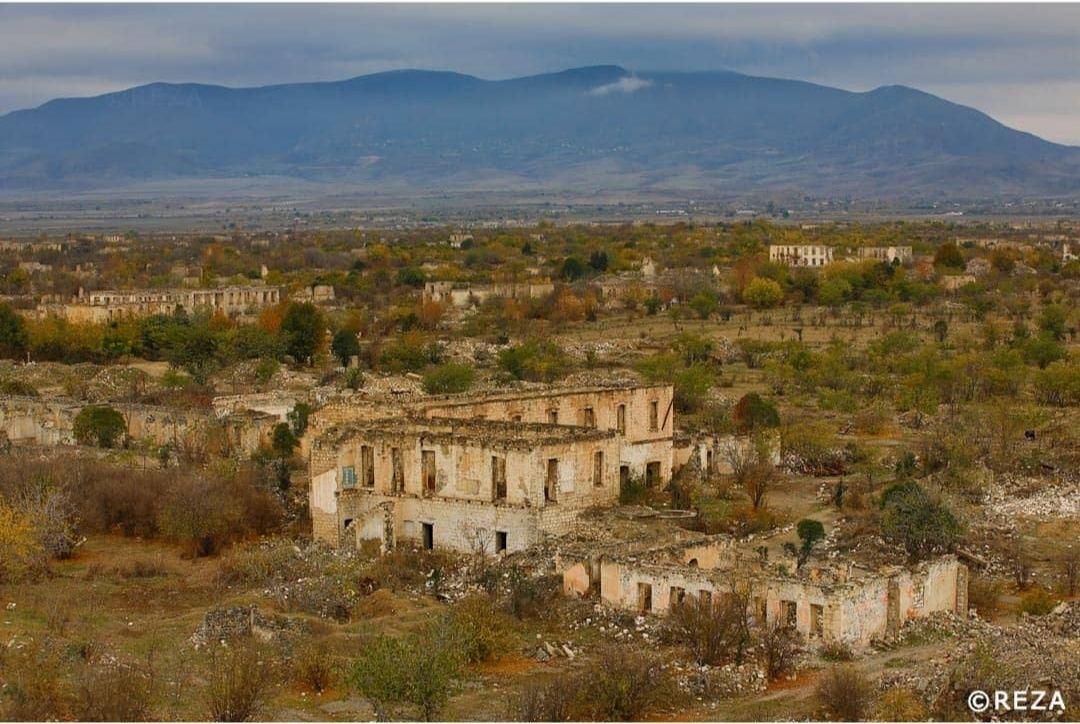 Я шокирован тем, во что армяне превратили Агдам