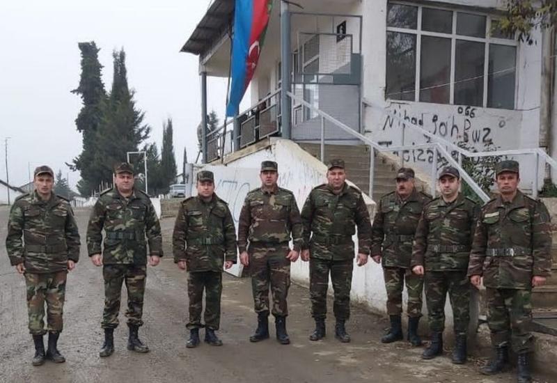 На освобожденных от оккупации территориях приступили к работе пожарные МЧС