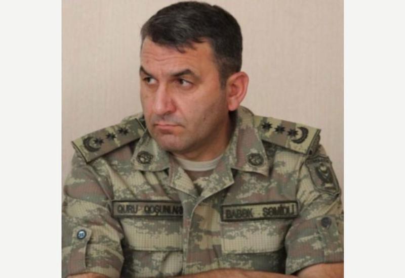 Азербайджанский полковник стал шехидом