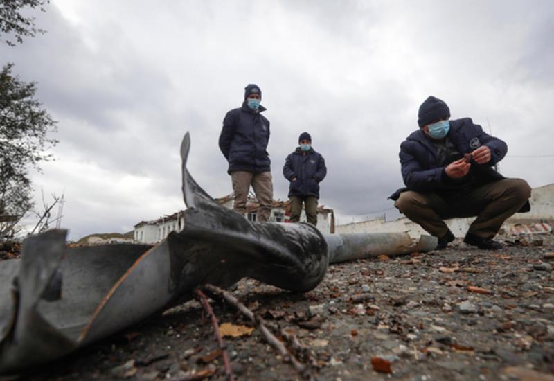 Эксперты предположили причины подрыва миротворца в Карабахе: ловушка или провокация