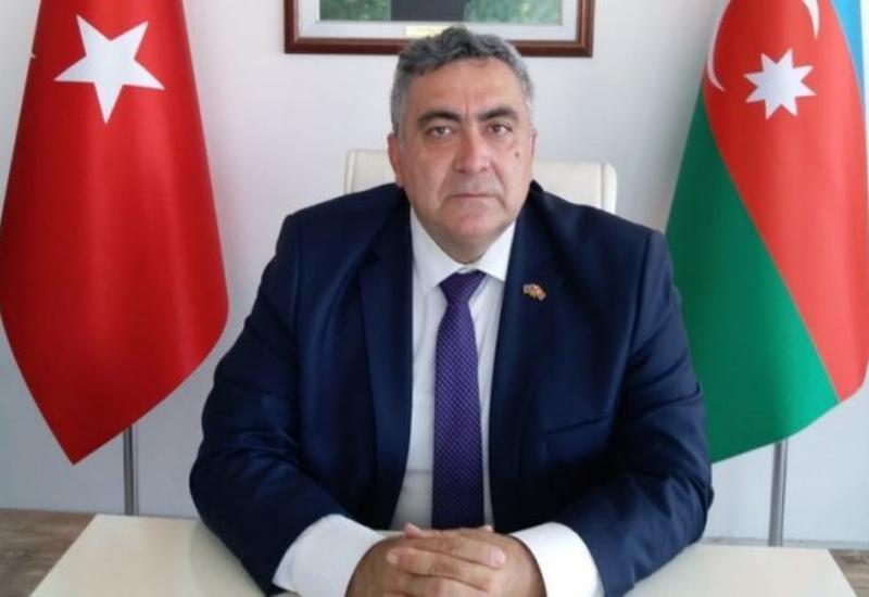 """""""Я горжусь Азербайджанской армией, ее патриотизмом и боеспособностью"""""""