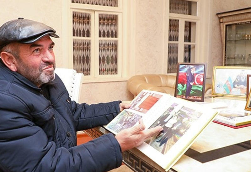 Директор школы, желавший водрузить флаг Азербайджана в Шуше